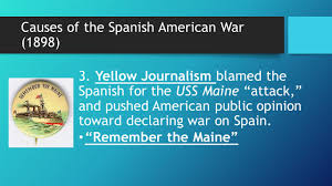 u s imperialism and the spanish american war ppt video online