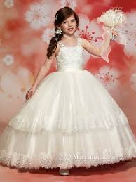 marys bridal marys bridal cupids f413 flower girl dress sequined straps