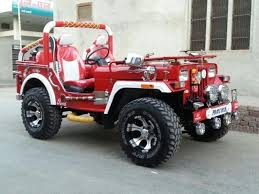 mahindra jeep 13 used new red mahindra jeep cars mitula cars