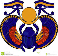 egyptian clipart scarab beetle pencil and in color egyptian