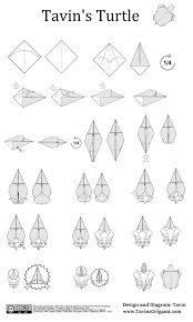 how to fold a turtle tavin u0027s origami wonderhowto
