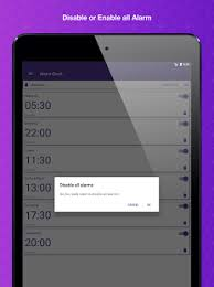 how to set alarm on android alarm clock android set alarm for free android apps on play