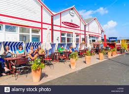 denmark cafe restaurant beach stock photos u0026 denmark cafe