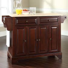 buy pottstown kitchen island with wood top base finish vintage