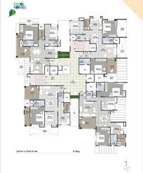 clyde homes floor plans project 3d views in kolhapur
