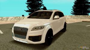 Audi Q7 2010 - q7 2010 for gta san andreas
