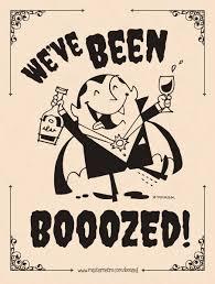 you u0027ve been boozed