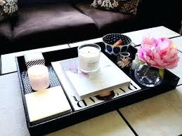 Decorative Trays For Coffee Table Trays For Coffee Table Decorative Trays For Coffee Tables