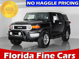 new and used toyota fj cruiser for sale in miami fl u s news