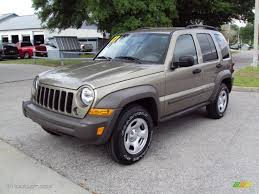 2007 light khaki metallic jeep liberty sport 29483936 gtcarlot