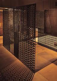metal mesh screen by takashi sugimoto materiality pinterest