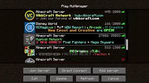 mine craft servers how to join minecraft servers tutorial hypixel mineplex hive