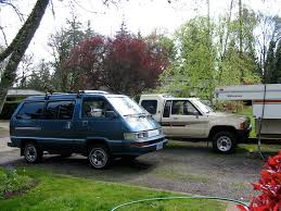 Cars Of A Lifetime 1987 Toyota 4 4 Van U2013 You Just Can U0027t Kill It