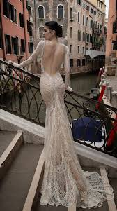 60 perfect low back wedding dresses inbal dror lace mermaid and