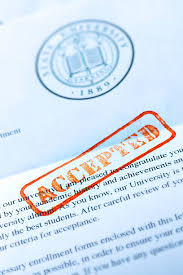 How Does College Acceptance Letter Look Like Royalty Free College Acceptance Letter Pictures Images And Stock