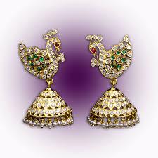 diamond studded diamond studded bali raj diamonds