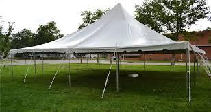 tent rental cincinnati tent rental cincinnati 40x40 pole tent a gogo rentals