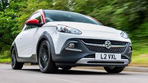 opel adam rocks vauxhall adam rocks s review crossover hatch driven top gear