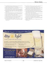 do light therapy ls work light therapy for seasonal and nonseasonal depression efficacy