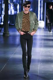 saint laurent fall 2015 menswear collection vogue