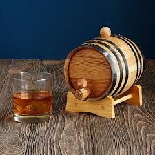 Design Your Own Home Brew Labels Whiskey And Rum Making Kit Home Beverage Brew Oak Barrel Kit