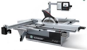 altendorf sliding table saw wadkin wadkin agencies panel saws sliding table