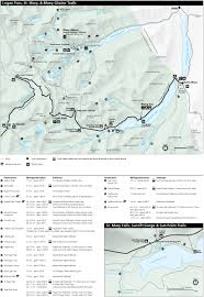 Canada National Parks Map by Glacier Maps Npmaps Com Just Free Maps Period