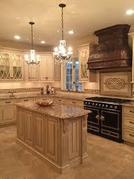 excellent kitchen design with l shape white maple cabinet