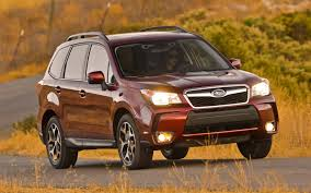 New Subaru 7 Seater 2014 Subaru Forester Prototype Quick Drive Motor Trend