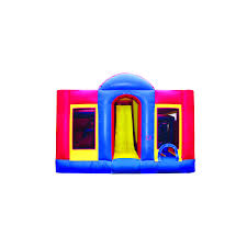 inflatable 70 u0027 backyard funhouse obstacle course