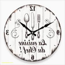 horloge de cuisine design pendule cuisine design avec pendule cuisine l gant horloge cuisine