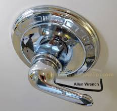 Replace Delta Faucet Stem How To Replace A Leaky Shower Valve Cartridge