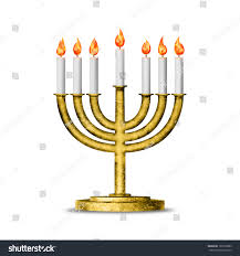 where can i buy hanukkah candles hanukkah candles all candle lite on stock illustration 128776883