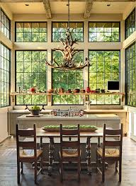 Chandelier Kitchen Best Countertop Material Kitchen Beach With Banquette Seating