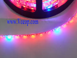 led ceiling strip lights 5m 300 leds plant growing 5050 led strip red blue hydroponic grow