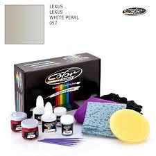 lexus ultra white paint amazon com lexus lexus white pearl 057 color n drive touch