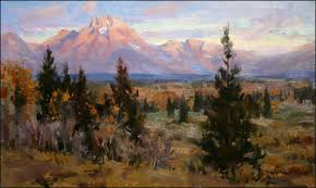 landscape painting artists 3 amazing landscape paintings by pacific northwest artist mitch baird