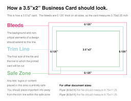 Minimum Font Size For Business Card Business Card Template Size Business Letter Template