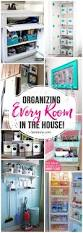 pretty and inexpensive ways to organize your home organizing