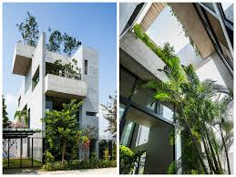 binh house modern residential architecture styles of house for trees