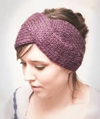knitted headband pattern free knitting patterns for headbands let s wear cuter headbands