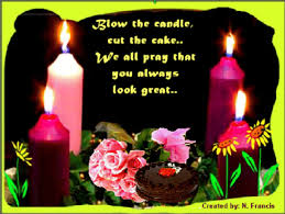 blow the candle and cut the cake free cakes u0026 balloons ecards