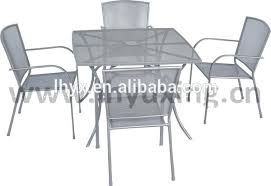 mesh garden furniture com item 3 pieces cast aluminum patio