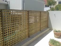 free standing outdoor fence design peiranos fences free