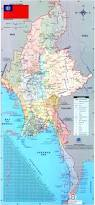 Map Of Al Maps Of Myanmar Burma Detailed Map Of Myanmar In English