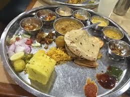 jodhpur cuisine rajasthani thali indian veg food what i ate in jodhpur