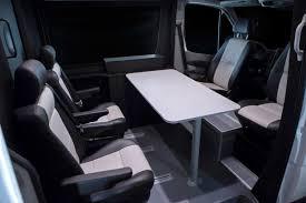 volkswagen crafter interior vernus design