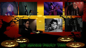 Addams Family Meme - my addams family tree meme by normanjokerwise on deviantart