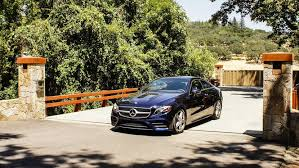 Most Comfortable Car To Drive 2018 Mercedes Benz E Class Coupe Review Roadshow