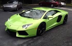 neon green lamborghini aventador lime green lamborghini prestige cars